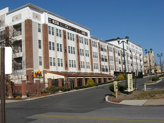 View of 100 Park Apartments & Viva   by The Promenade at Wyomissing Square