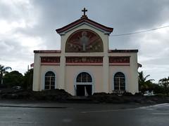 do, 20/09/2012 - 07:32 - 072. Dit kerkje is wonderlijk gespaard door een lavastroom, Notre Dame des laves