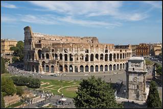 Colosseum / Colosseo / Coliseum | by Bert Kaufmann