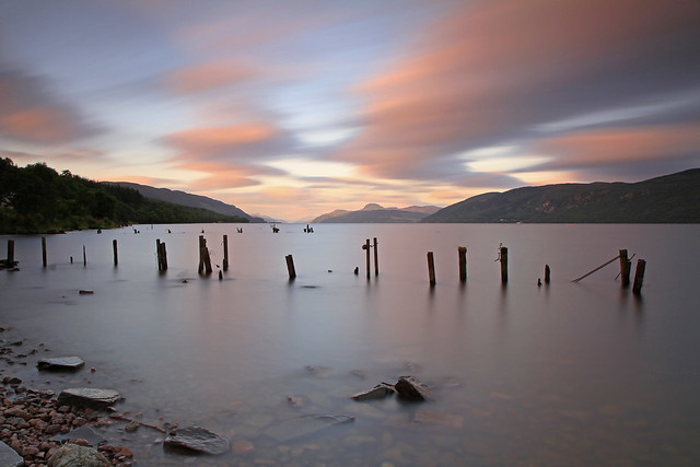 Early Morning L.E. , Loch Ness.