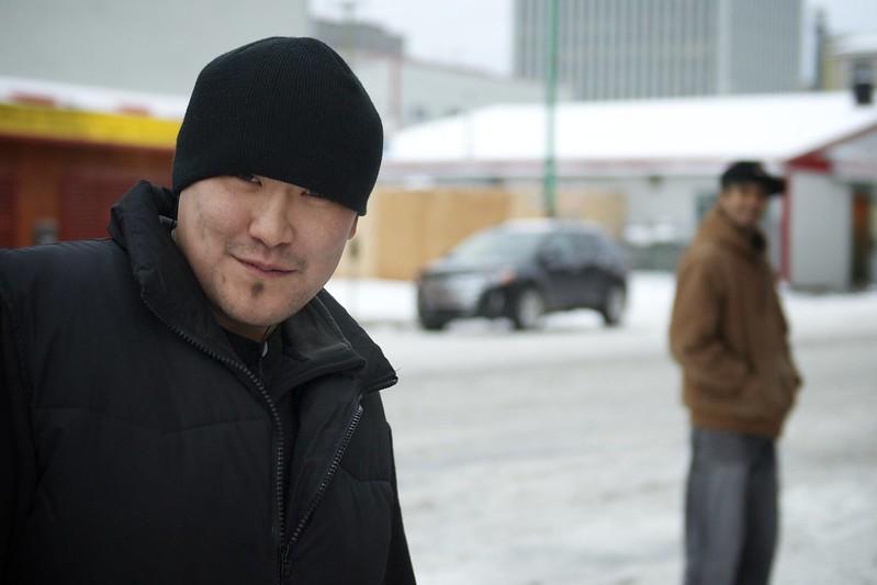 Man of the Street | Yellowknife World Wide Photo Walk