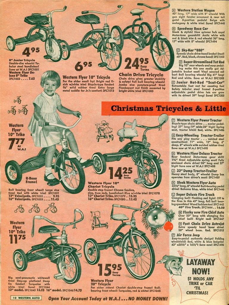 Western Auto Catalog - Christmas 1962 - Page 10 | Zaz Von