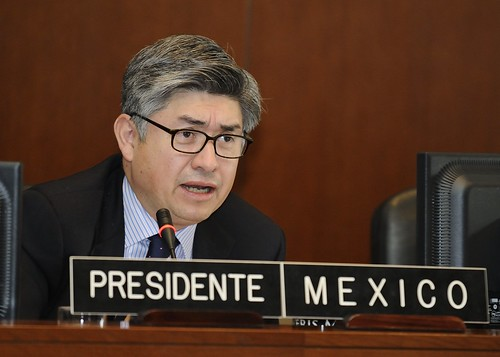 Regular Session of the Permanent Council, October 17, 2012 | by OEA - OAS