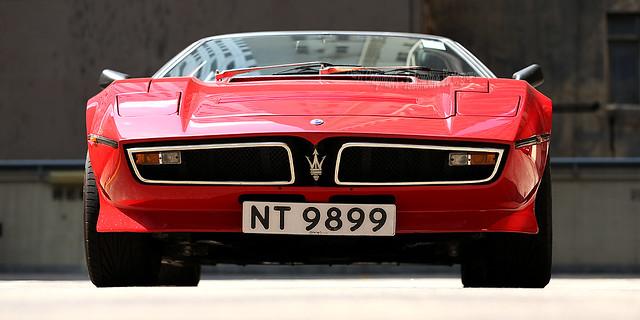 Maserati, Bora, Hong Kong
