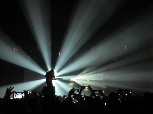 Deftones @ Aragon Ballroom, Chicago 10/23/2012 | by swimfinfan