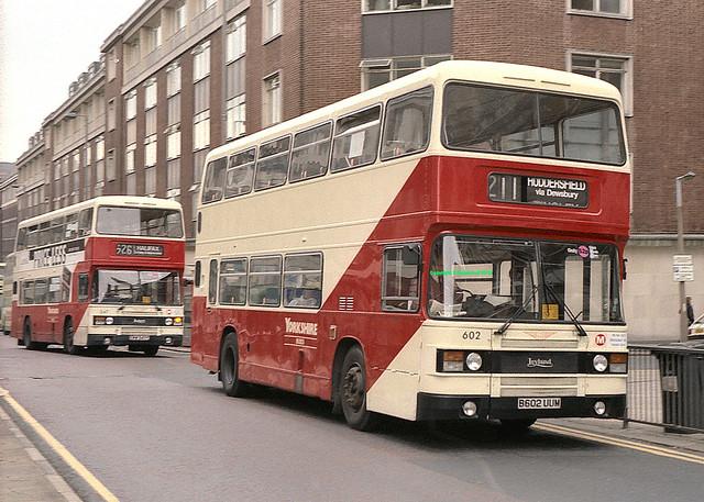 Yorkshire Buses 602 (B602UUM)