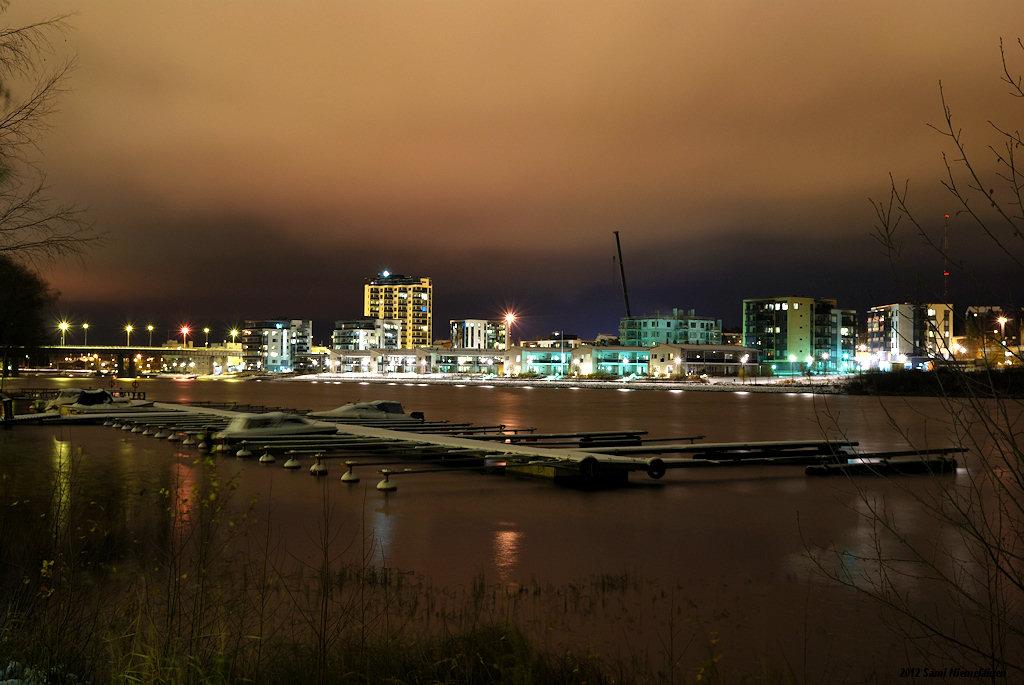 Night Joensuu
