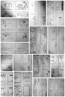 THE OLD TOWN HALL STORYBOARDS
