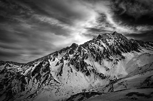 A Jagged Mountain | by Jimmy McIntyre - Editor HDR One Magazine