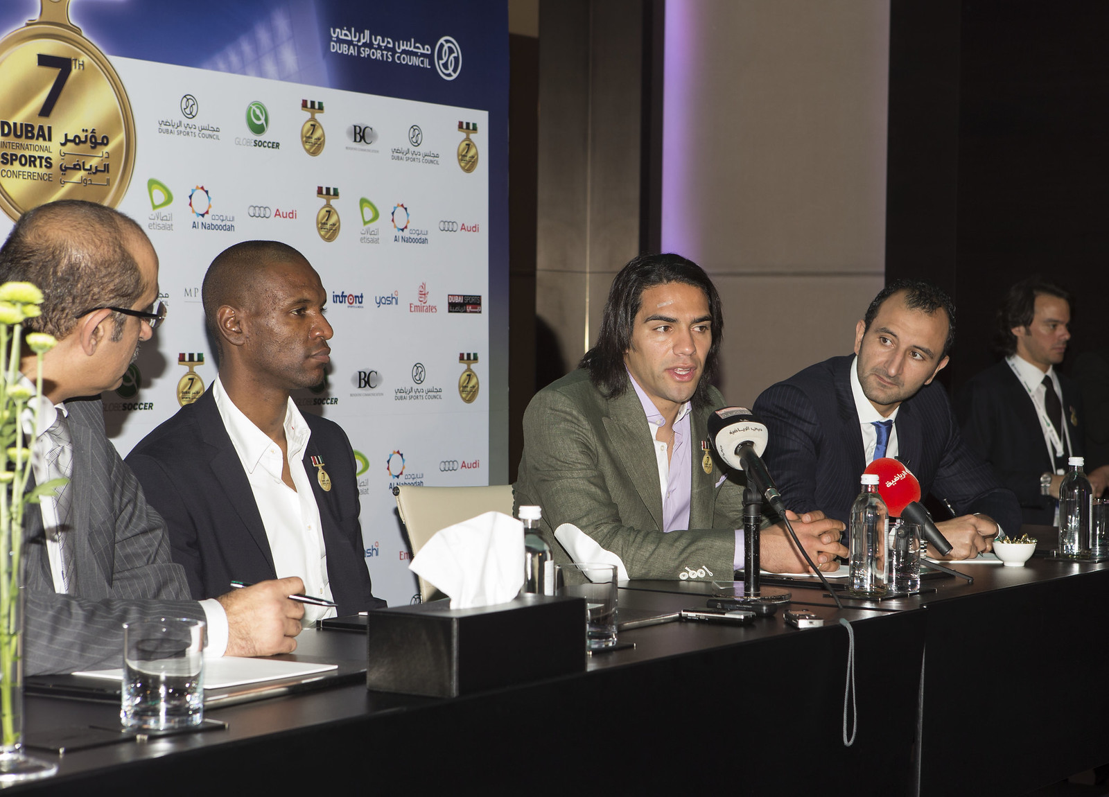 Globe Soccer Press Conference