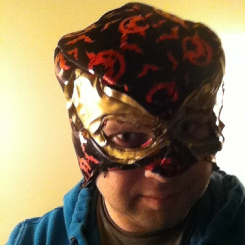 Mask Improvements. Now %500 More Comfortable!   by Jared Axelrod