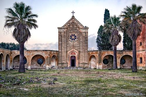 Villaggio abbandonato di Monteruga, Lecce
