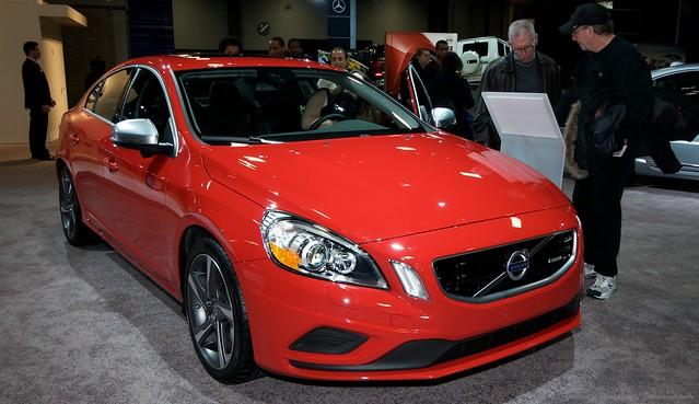 2013 Washington Auto Show - Lower Concourse - Volvo 4