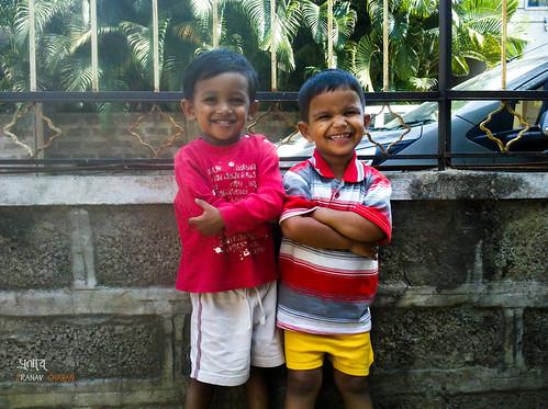 boys children cousins neighbours