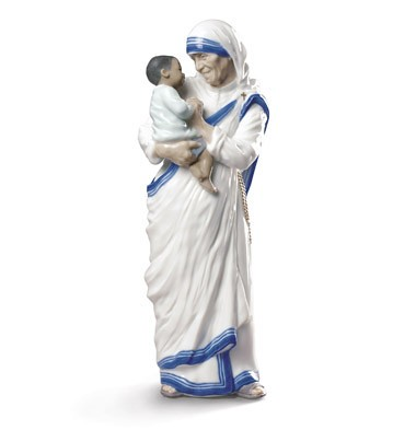 Lladro Mother Teresa Calcutta | by Lladro from Spain Montinas