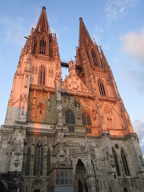 Regensburg, la Cattedrale,