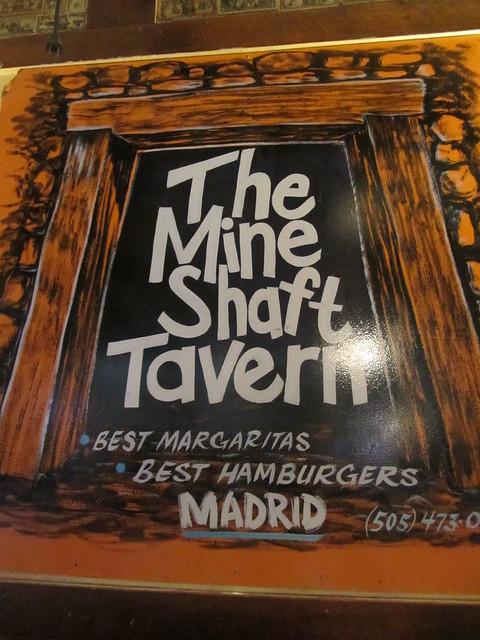 Mine Shaft in Madrid