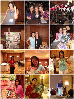 Sewing Summit 2012 - all the fun! | by Elena @ Hot Pink Stitches