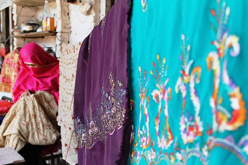 Embellished Fabrics Value Chain Development Initiative under the USAID's Entrepreneurs Project | by USAID Pakistan