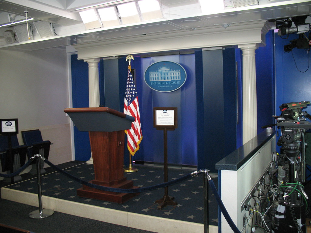 Press Briefing Room - West Wing