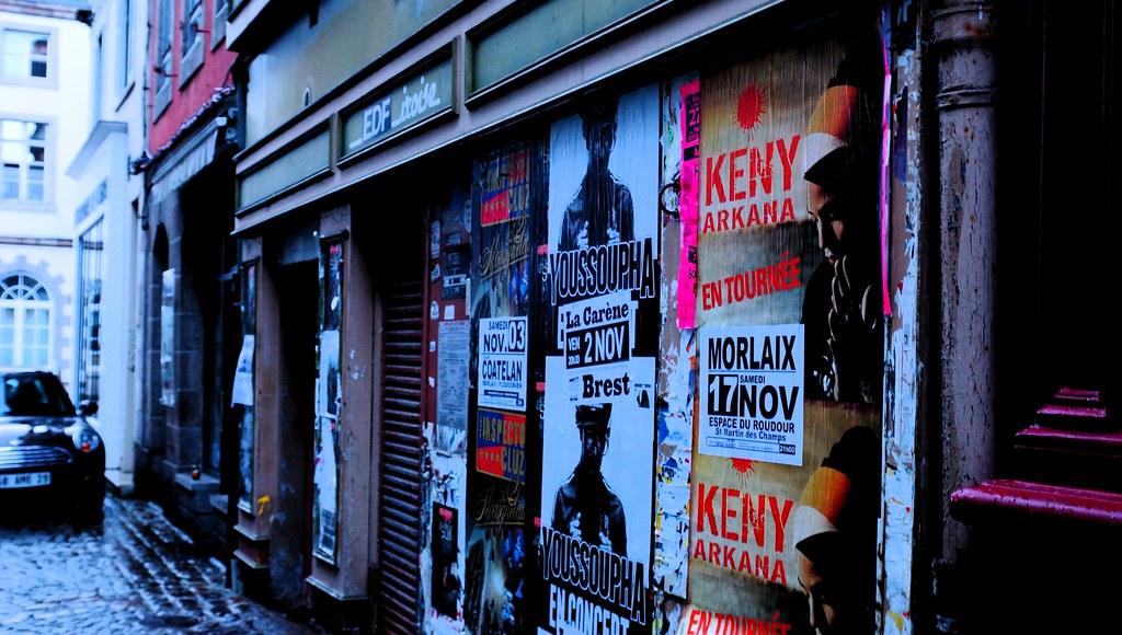 Keny Arkana affiche promo