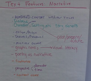 text features narrative | by Dogtrax