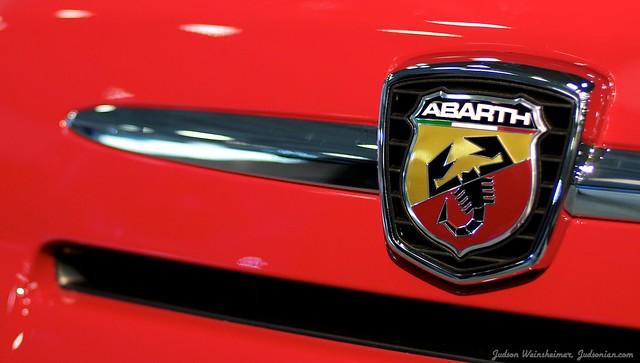 2013 Washington Auto Show - Upper Concourse - Fiat 7