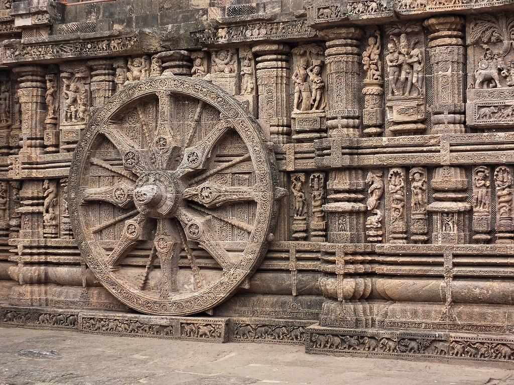 Konark Sun Temple, Orissa, India 12 632