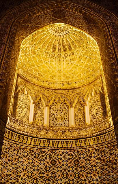 State grand mosque & kuwait islamic art center - Kuwait City  Canon 70D - 18-200mm  مسجد الدولة الكبير - مدينة الكويت