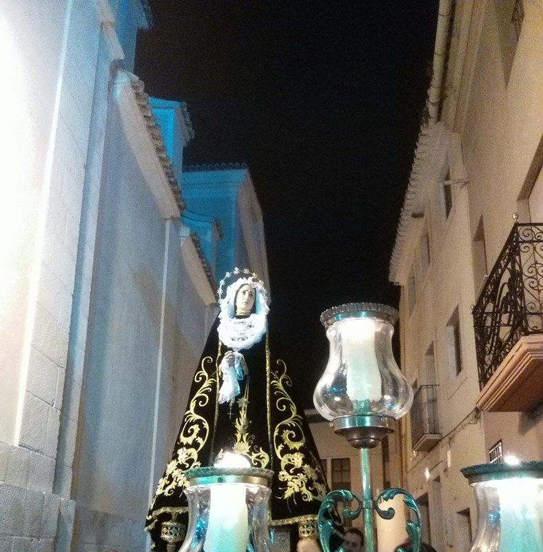 (2016-03-18) - VII Vía Crucis nocturno - Víctor Vicedo Ibáñez (11)