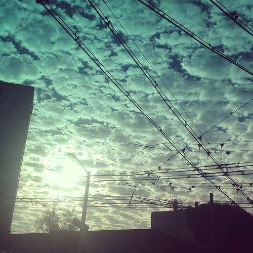 morning #cloudporn #sf | by sarahwulfeck