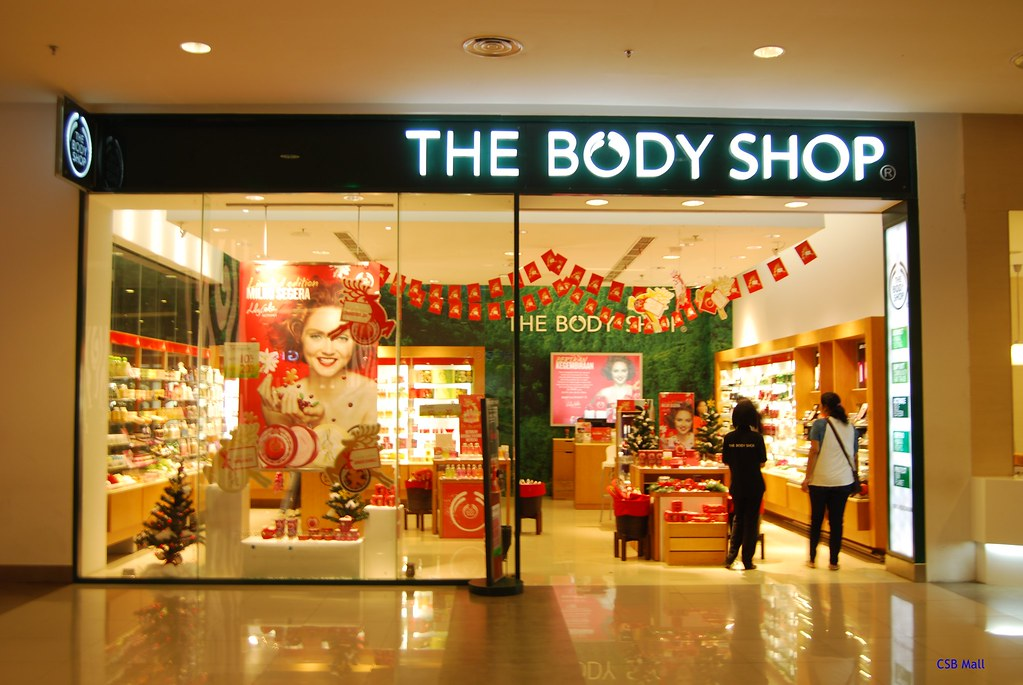 The body Shop | CSB Mall | Flickr
