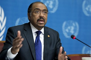 UNAIDS Press conference | by UN Geneva
