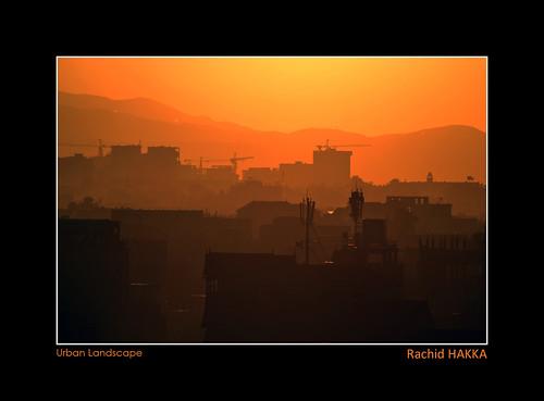 light orange building colors landscape algeria construction nikon northafrica lumiere algerie blida paysage algérie lumieres الجزائر nikon70300mmvr romeohotel алжир 70300mmf4556gafsvrnikkor d3100 nikond3100 блида