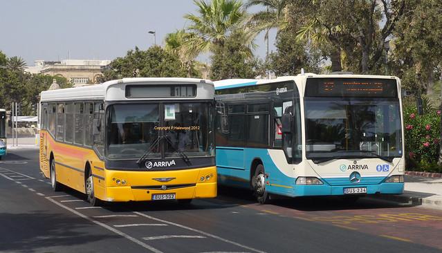 Arriva Malta BUS502/234