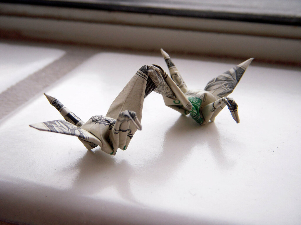 Dollar Origami (Mass Market Origami Books): Amazon.de: Park, Won ... | 768x1024
