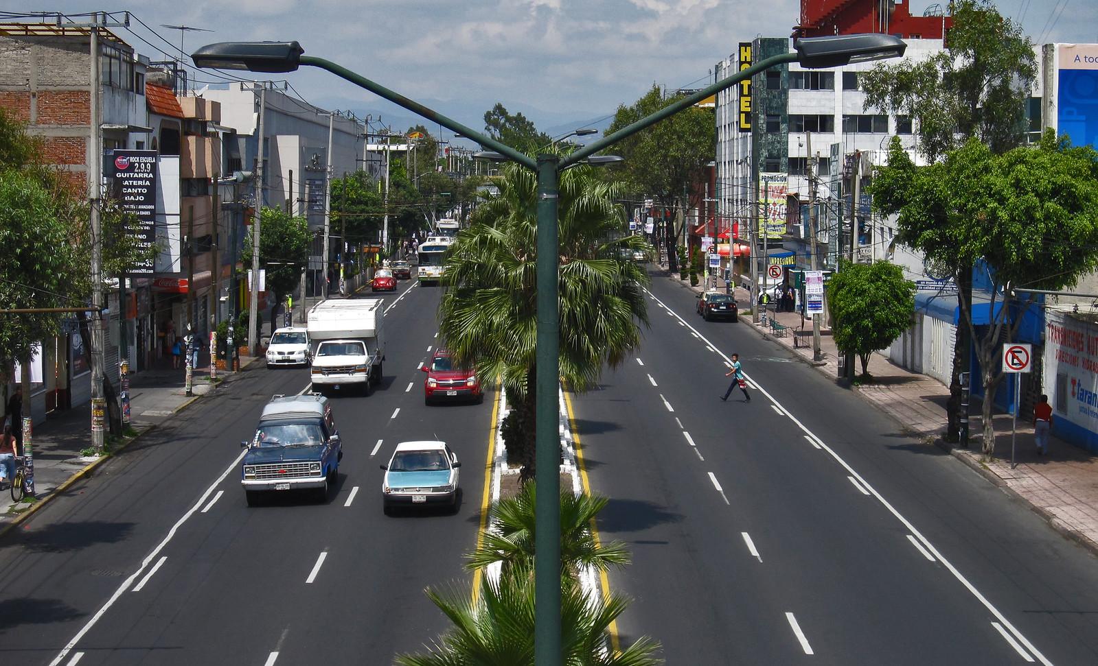 Ciudad de Mexico 562