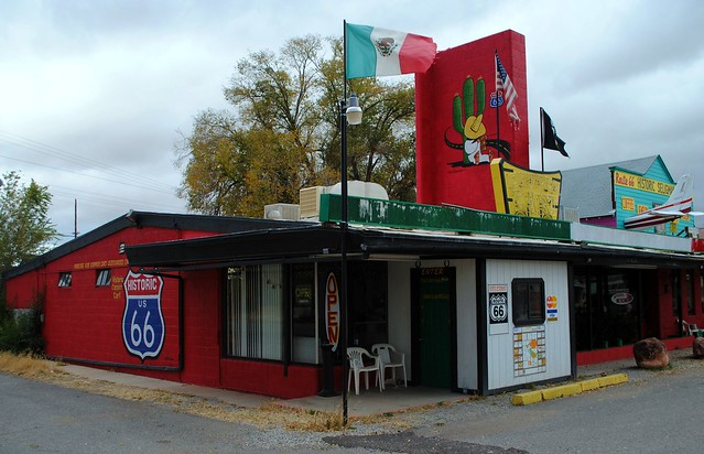 Taste of Mexico on Route 66.