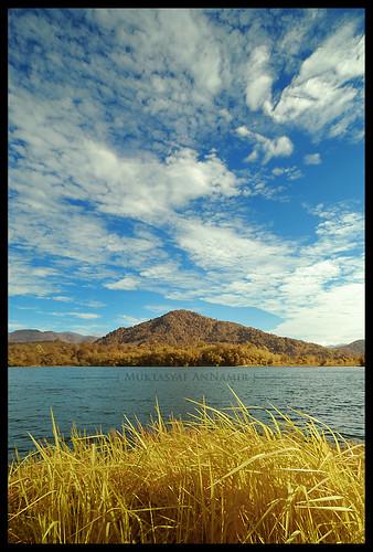 lake landscape ir nikon nopeople malaysia infrared gunung dq selangor tasik kualakubu d80 darulquranjakim annamir darulquran tasikhuffaz dqkkb huffazlake muktasyafannamir rememberthatmomentlevel1