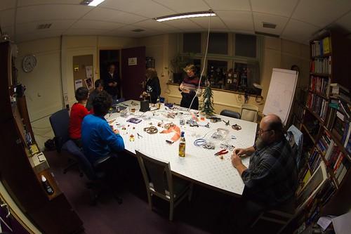 Geeky Bling Workshop   by dvanzuijlekom