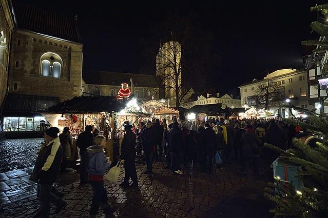 Doku :: Weihnachtsmarkt 2012 in Braunschweig