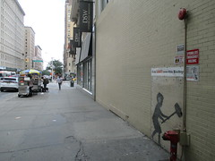Help Zabars Save this Banksy Graffiti Street Art 3615