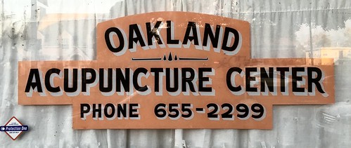 Oakland Acupuncture Center | Stephen Coles | Flickr