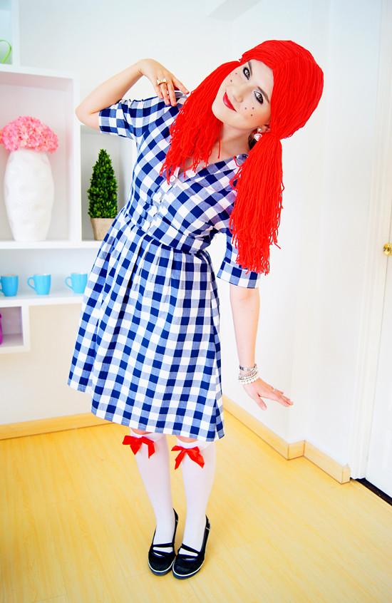 11 Nov 14 Rag Doll 1 Rag Doll Halloween Costume Diy M