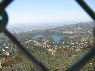 Bat Cave to Hollywood Sign 5-12   by colleengreene