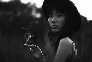 Smoke From A Stick In Hand | by plaits