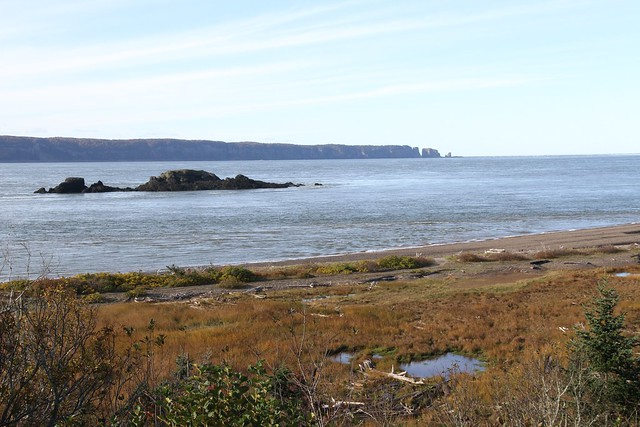 Tidal energy research at Black Rock in the Bay of Fundy near the Fundy Ocean Research Centre