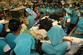Garment factory, Sri Lanka | by ILO in Asia and the Pacific