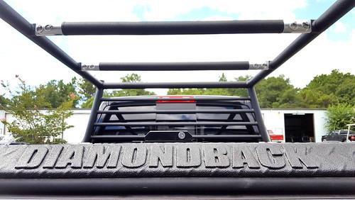 DiamondBack Cover & Ryder Rack on Ram Pickup Photo