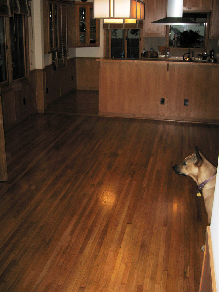 HARDWOOD FLOORS AFTER REFURBISHMENT FLOORING REFURBISHMEN